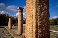 PORTALEGRE,Ciudad romana de Ammaia, Portugal
