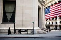 New York, Wall Street