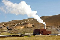 Geotermal activity