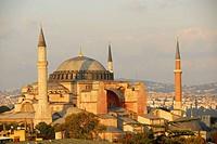Ayasofya, Sultanahmet, Istanbul, Turkey