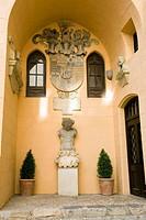 Ducal Palace (Francis Borgia´s birthplace), Gandia. Valencia province, Comunidad Valenciana, Spain