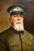 Mexican General  Jesus Carranza Garzal (1857/1915), brother of Venustiano Carranza and army generals revolutionary constitutionalist.
