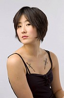 Eanjee Ahn korean college student in washington.