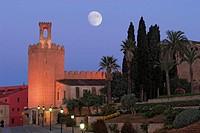 Torre de Espantaperros. S.XII. Badajoz. Extremadura. Spain