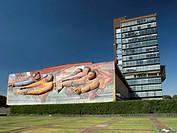 Rectory, Universidad Nacional Autónoma de México, Ciudad de Mexico