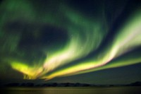 Norway, Artic Circle Aurora Borealis