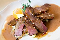 Hungary Gastronomy Magret Duck