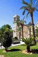 Church of Santa Maria del Mar, Valencia. Comunidad Valenciana, Spain