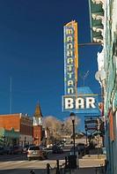USA, Colorado, Leadville
