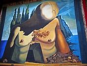 Salvador Dalí´s Museum (Teatre_Museu  Dalí) in Figueres. Alt Empordà. Girona Province. Catalonia. Spain
