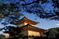 Ginkaku-ji temple (Temple of the Silver Pavilion), Kyoto, Japan