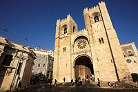 ´Se´ cathedral, Lisbon, Portugal