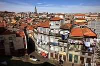 Barredo neighbourhood, Porto, Portugal