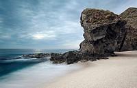 Los Muertos beach  Cabo de Gata-Nijar Biosphere Reserve, Almeria province, Andalucia, Spain