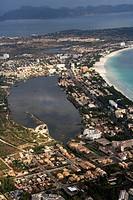 Spain, Balearic Islands, Mallorca, Alcúdia, Llac Grand