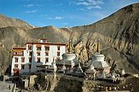 Lama Yuru Monastery LAma Yuru, Ladakh, India