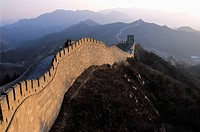 Badaling, Great Wall, Beijing region, China