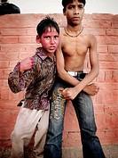 Boys, Varanasi, Uttar Pradesh, India