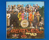 ´Sgt. Pepper´s Lonely Hearts Club Band ´, album by The Beatles (1967)