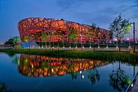 The National Stadium, Beijing,  People´s Republic  of China