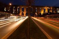 aqueduct in istanbul
