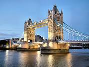 -Tower Bridge of London-