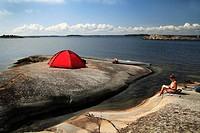 Klåvskär, Småland, Sweden