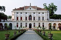 Italy,Levada, Treviso Villa Marcello