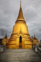 Golden Pagoda at Bangkok