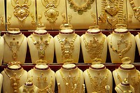 Gold market, Jeddah, Saudi Arabia