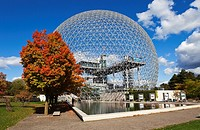 The Biosphere, Montreal