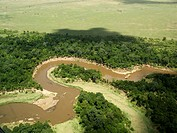 Mara River, Masai Mara National Reserve, Kenya