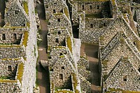Archaeological site of Machu Picchu, Aguas Calientes, Cuzco, Peru (December, 2009)