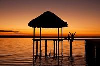 Lake Peten Itza, El Remate, Guatemala