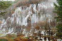 Cuervo river source, Serrania de Cuenca Natural Park, Cuenca province, Castilla-La Mancha, Spain