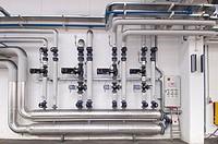 Industrial air conditioner equipment