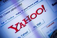 Yahoo website, www yahoo com