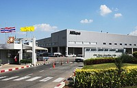 Nikon Factory in Thailand