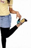 Woman´s shoe
