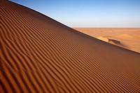 Sand dunes, Idehan Murzuq, Ghat, Libia