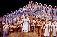 The Verdi opera Aida