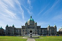 Parliment buildings, Victoria, British Columbia, Canada