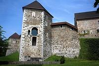 Liubliana´s castle on Grad´s hill