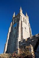 England Kent Tenterden St Mildred´s Church Tower