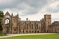 Newstead Abbey, in Nottinghamshire, England, originally an Augustinian priory, is now best known as the ancestral home of Lord Byron.