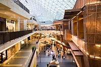 Zlote Tarasy shopping mall  Warsaw Poland