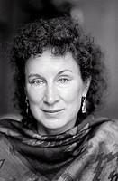 Canadian novelist Margaret Atwood