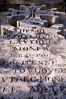 France, Aquitaine province, Departement of Gironde 33, Verdelais   Verdelais is known for having the grave of the famous french painter Henri de Toulo...