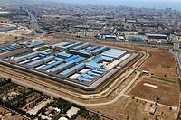 Prison institution, Palma de Mallorca, Mallorca, Balearic Islands, Spain