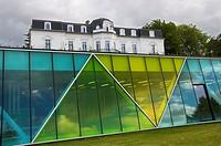 Culture House and Peace House in Aiete Park, Donostia-San Sebastián, Guipúzcoa, Basque Country, Spain